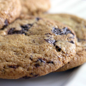Hummingbird Bakery Chocolate Chip Cookies