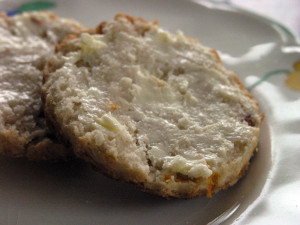 orange maramalade scone
