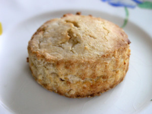 Orange Marmalade Scone