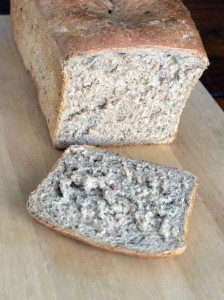 Nettle and Thyme Bread