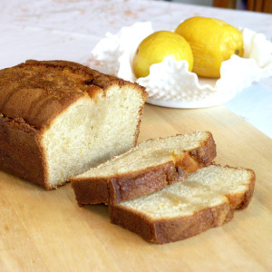 Hummingbird bakery lemon loaf