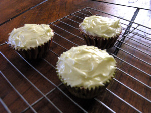 Hummingbird Bakery recipe lemon cupcakes