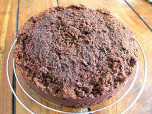Ultimate Chocolate Cake Baked
